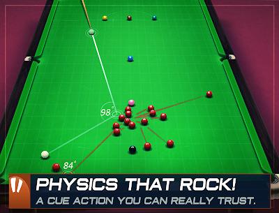 Snooker Stars MOD APK- 3D Online Sports (Unlimited Energy) 10
