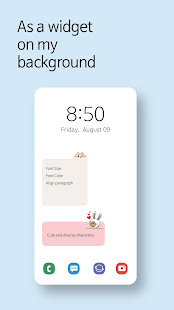 Cute Note DDay Todo 3.7.5 Screenshots 6