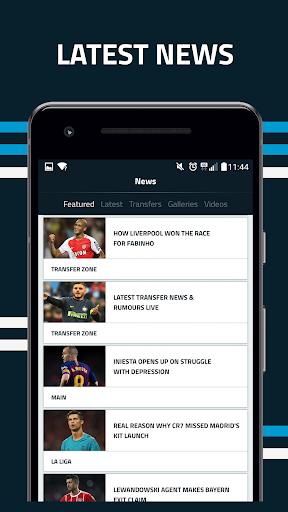 Goal.com 10.1.2 Screenshots 1