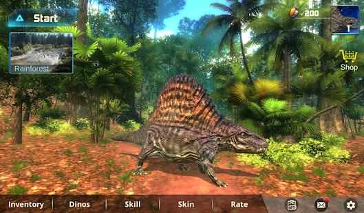 Dimetrodon Simulator screenshots 9