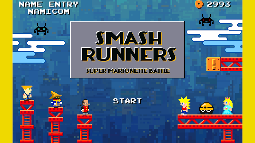 Smash Runners: Super Marionette Battle Online .io 16.0 screenshots 4
