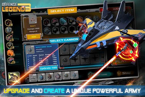 Defense Legend 3: Future War 2.7.2 screenshots 13