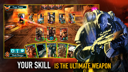 The Horus Heresy: Legions u2013 TCG card battle game  screenshots 3