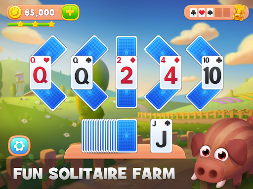 Solitaire Farm : Classic Tripeaks Card Games 1.0.1 7