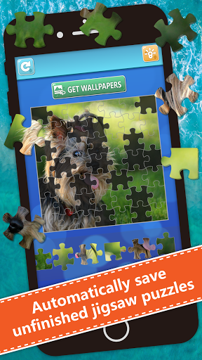 Jigsaw Puzzle Games - 2000+ HD Wallpaper Pictures 1.1.19 screenshots 15