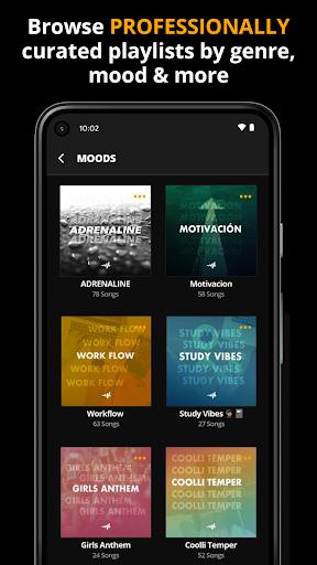 Audiomack: Download New Music Offline Free apktram screenshots 4
