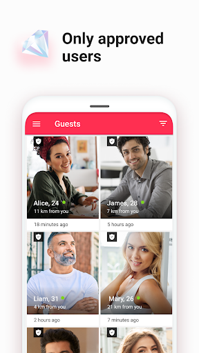 Dating and Chat - SweetMeet android2mod screenshots 3