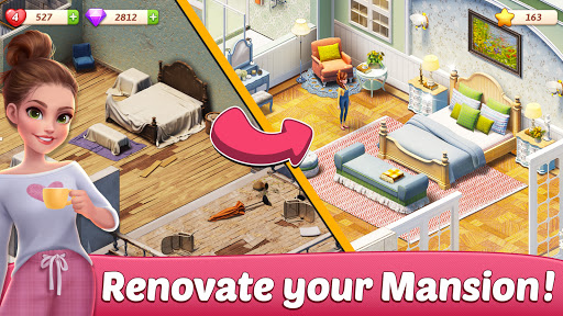 My Story - Mansion Makeover  screenshots 1