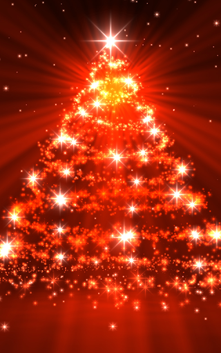 Christmas Live Wallpaper Free 7.12F Screenshots 1