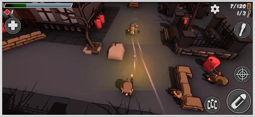 Mini Soldiers: Battle royale 3D screenshots 7