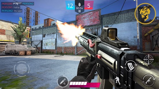 Battle Forces - FPS, online game Screenshot