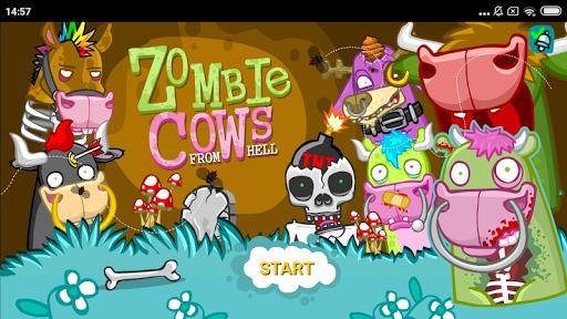 Crazy Cows 1.0.2 screenshots 1