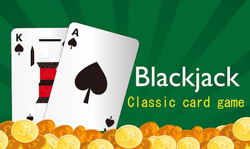 (JP ONLY)Blackjack classic card game: BLACKJACK21 1.517