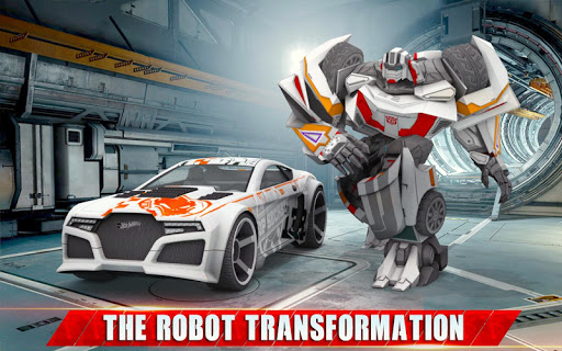 Car Robot Transformation 19: Robot Horse Games 2.0.7 Screenshots 10