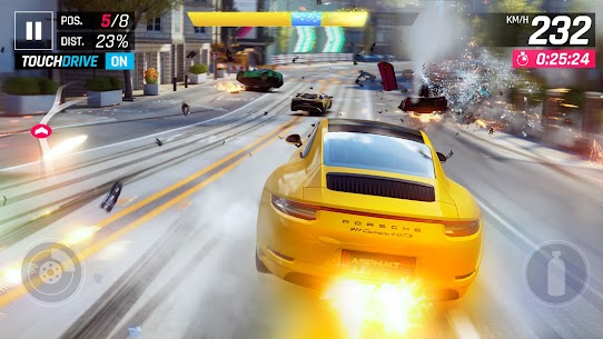 Asphalt 9 Legends Mod APK-Unlimited Money Download [Latest]2021-Car Racing Game 7