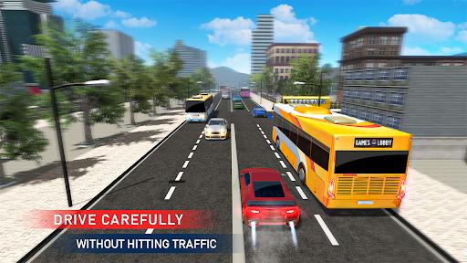 Public Bus Simulator: New Bus Driving games 2021 1.24 screenshots 3