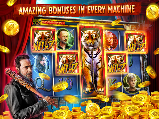 The Walking Dead: Free Casino Slots 218 screenshots 12