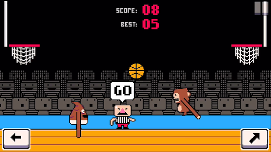 Dunkers – Basketball Madness Apk Download NEW 2021 5