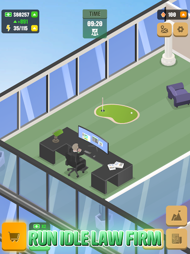 Idle Law Firm: Justice Empire  screenshots 15