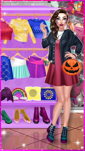 Ellie Fashionista - Dress up World android2mod screenshots 3