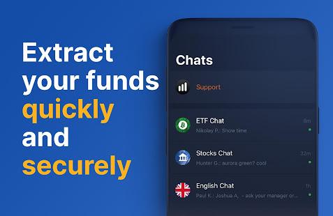 Iq Option Online Investing Platform Apps On Google Play