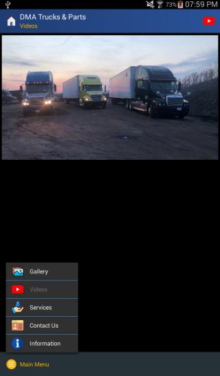 DMA Trucks & Parts screenshot 3