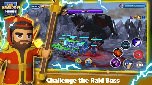 Last Kingdom: Defense  screenshots 7