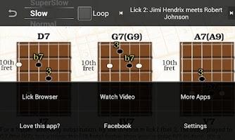 Blues Guitar Soloist Lite