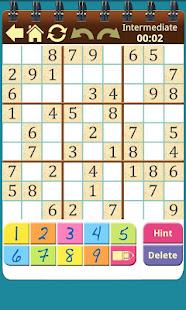 Sudoku Shelf
