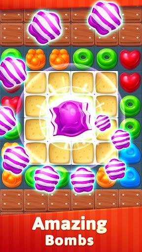 Candy Smash Mania apkmartins screenshots 1