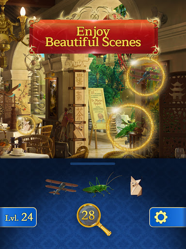 Hidy - Find Hidden Objects and Solve The Puzzle apktram screenshots 6