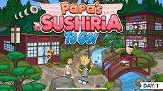 Papa's Sushiria To Go!のおすすめ画像1