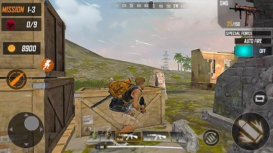 Shooting Survival Squad MOD (Unlimited Money/Guns) 3