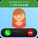 Fake call : Fake call prank, Fake caller id