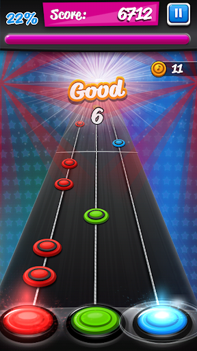 Rock Hero 7.2.8 screenshots 4