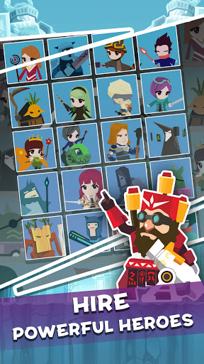 Tap Titans 2: Heroes Attack Titans. Clicker on! goodtube screenshots 4