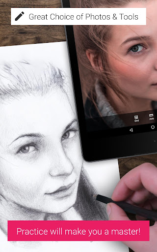 Practice Drawing: Portraits and Figures 2.1.5 Screenshots 7