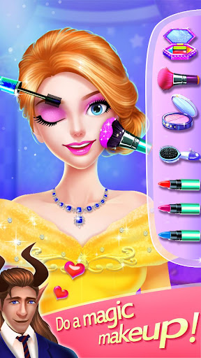 ud83dudc78ud83eudd34Princess Beauty Makeup - Dressup Salon 3.3.5038 screenshots 17
