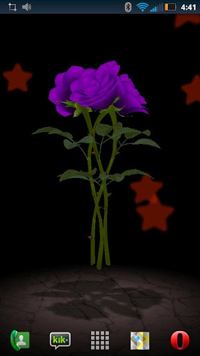 3D Rose Bouquet LWP Free For PC Windows (7, 8, 10, 10X) & Mac Computer Image Number- 7