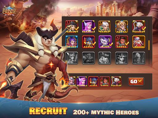 Heroes Charge  screenshots 12