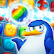 Pengle - Penguin Match 3 - Androidアプリ