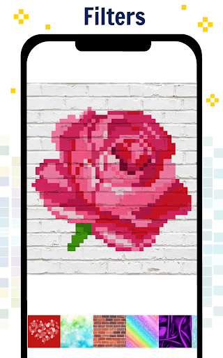 Pixel Art Color by number - Coloring Book Games 2.2 screenshots 19