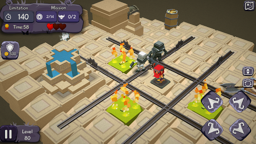IndiBoy - A dizzy treasure hunter android2mod screenshots 24