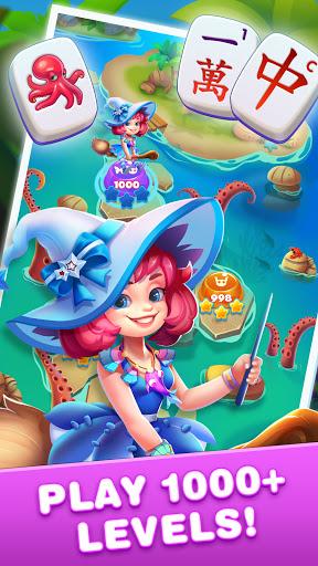 Mahjong Tour: Witch Tales  screenshots 1