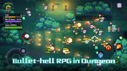 My Heroes: Dungeon Adventure  screenshots 1