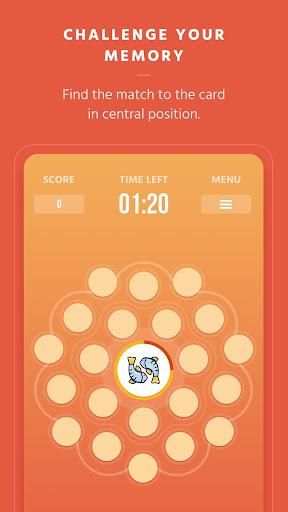 memory in orbit - memorization game screenshot 1