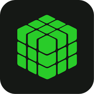 CubeX Cube Solver Virtual Cube and Timer 3.1.0.4 by Divins Mathew logo
