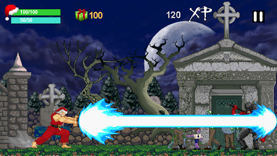 Santa Zombie Fighter Hack & Cheats Online 3