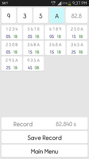 IQ Baseball - Number Puzzle 2.3.0 screenshots 4