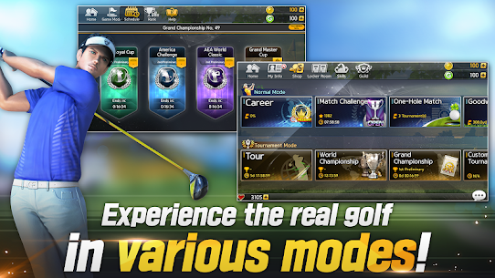 Download Golf Star Mod APK 8.7.1[Unlimited Money/ Stars] for Android 2